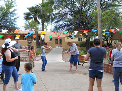 Health and wellness activities at Woodland Palms Assisted Living & Memory Care