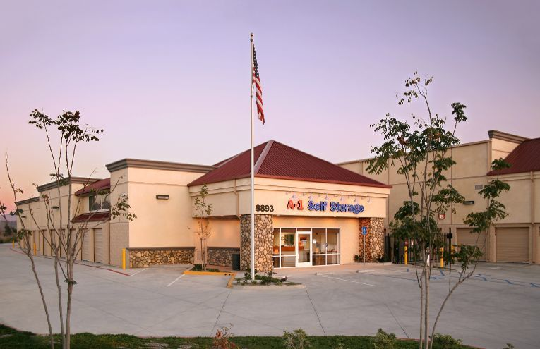 Self Storage Units El Cajon California A 1 Self Storage