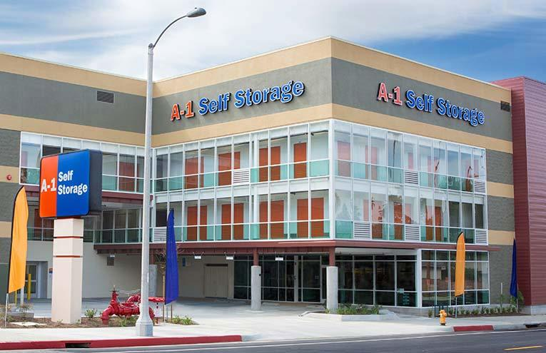 A-1 Self Storage in Alhambra