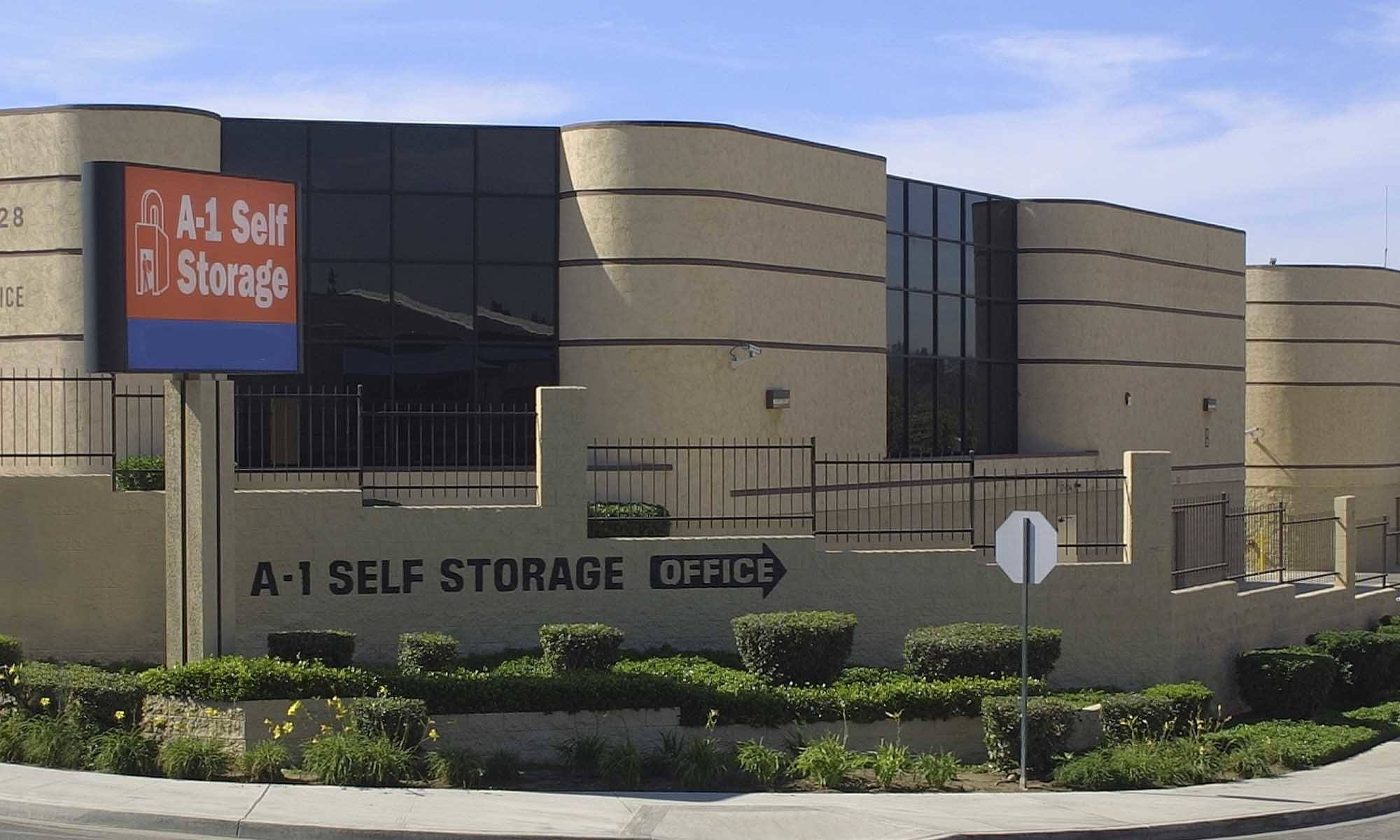 Self Storage Units La Mesa, CA  A1 Self Storage