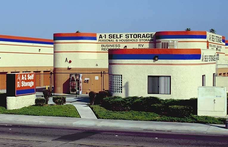 Self Storage Units Eucalyptus Hills Lakeside, CA  A1
