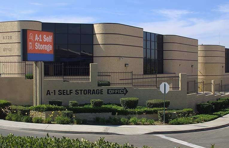 Self Storage Units Eucalyptus Hills Lakeside, CA  A1