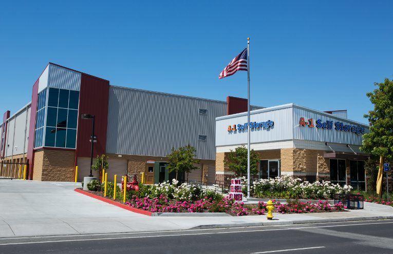 A-1 Self Storage located on San Jose - Senter Rd.