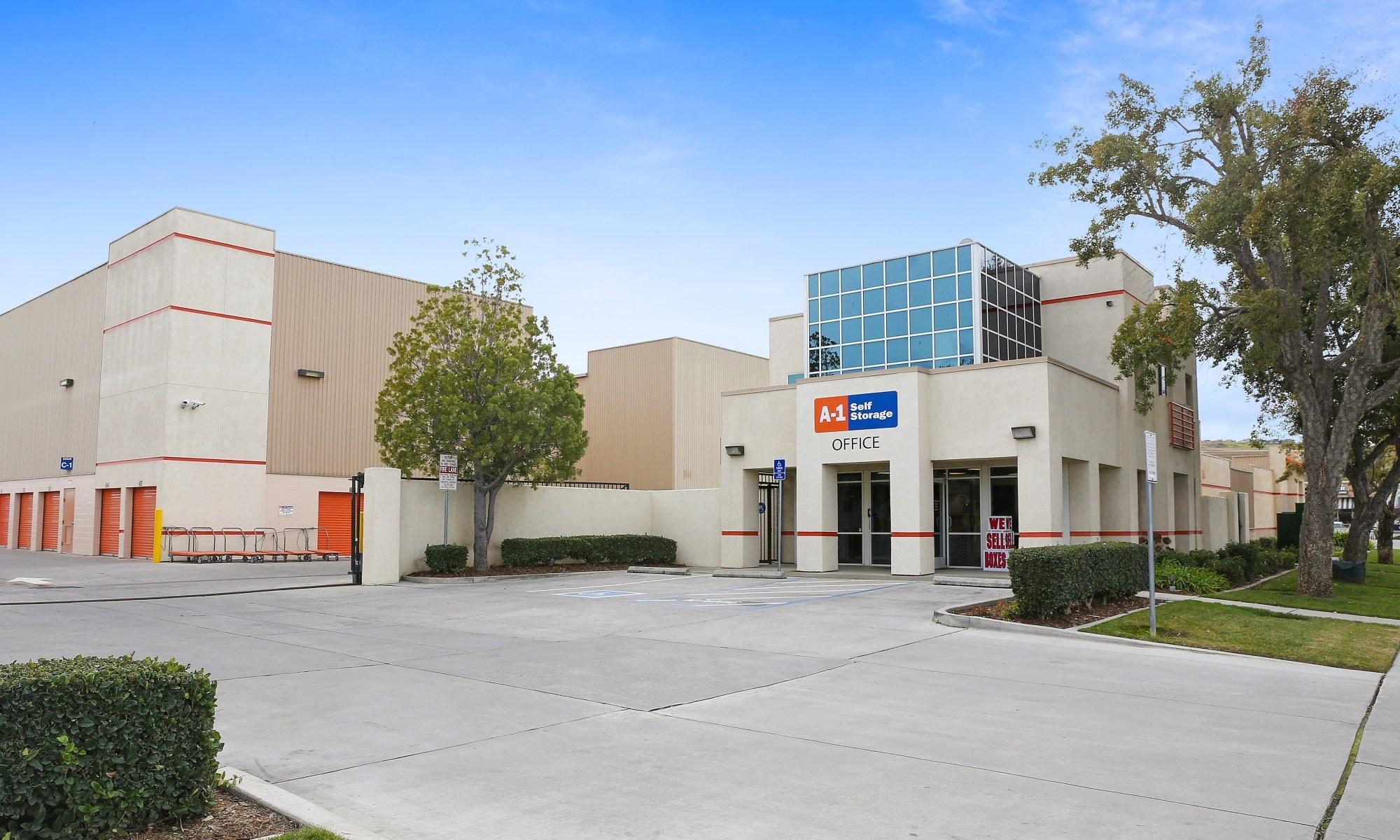 Self storage in San Jose CA