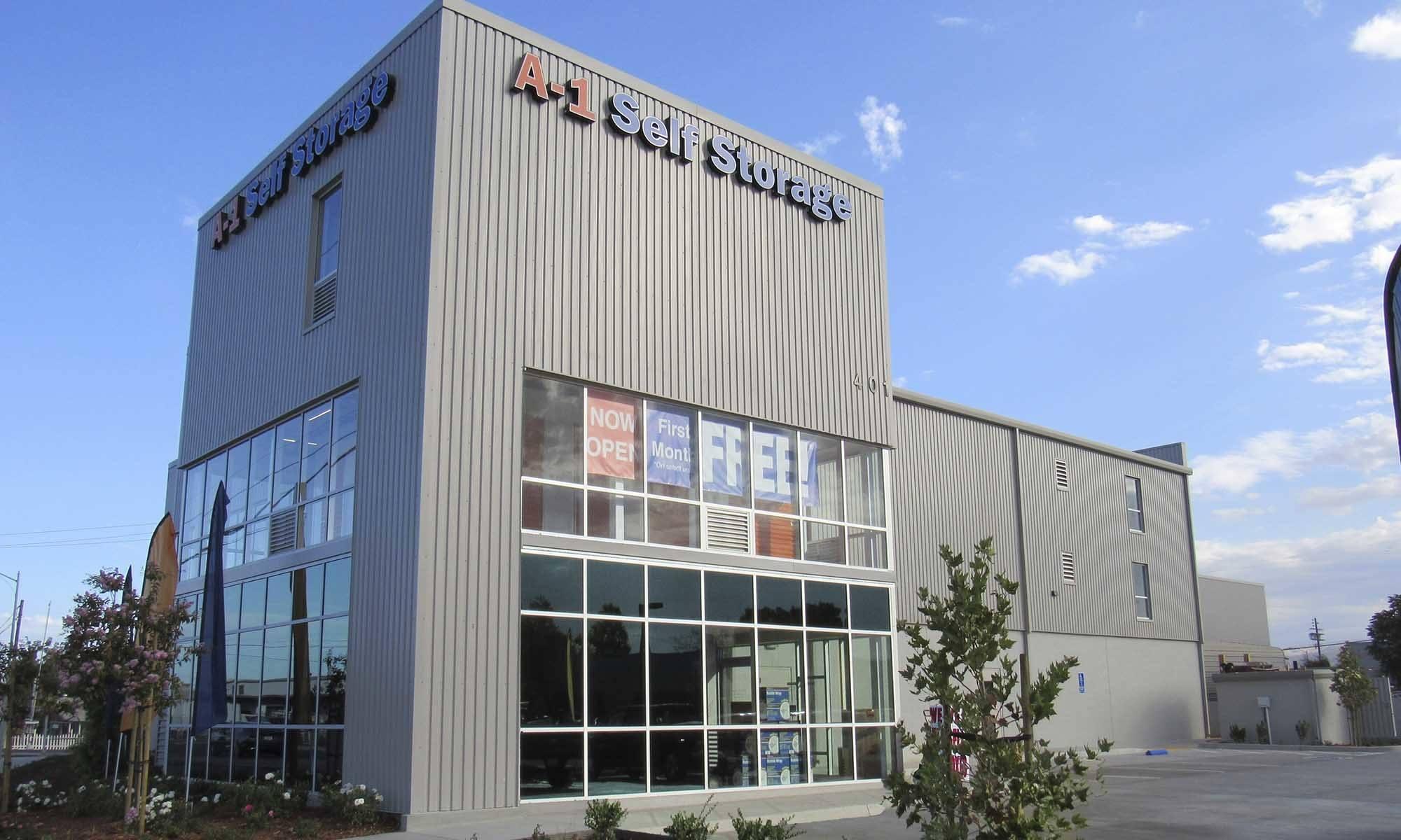 Self Storage Units Downtown San Jose Ca A 1 Self Storage