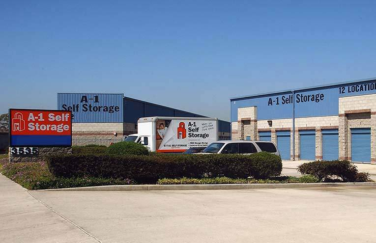 A-1 Self Storage located in Anaheim