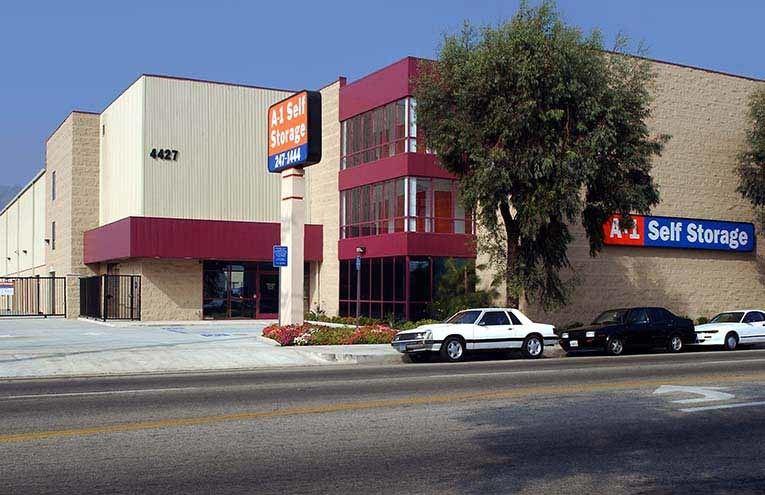 Self Storage Units Noho Arts District North Hollywood Ca