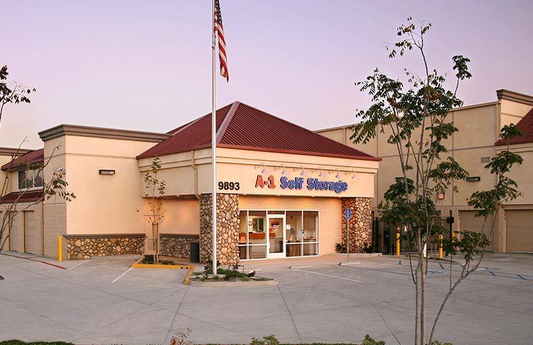Self Storage Units Bostonia El Cajon, CA  A1 Self Storage