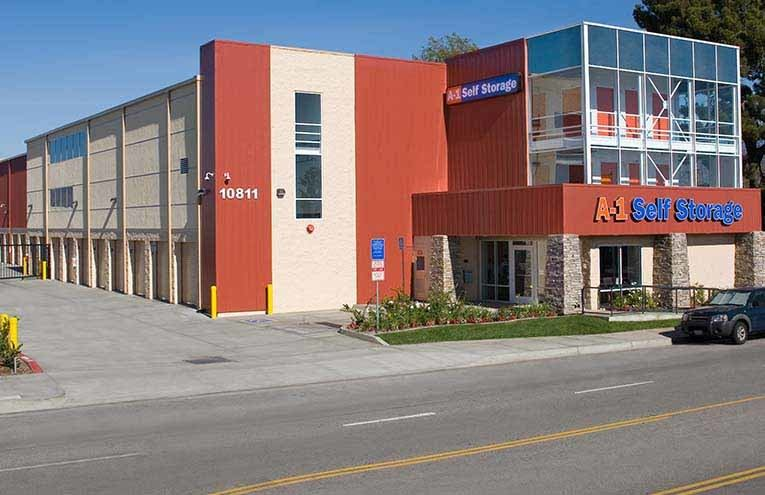 A-1 Self Storage in North Hollywood