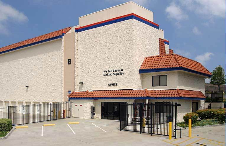 A-1 Self Storage located on Oceanside Blvd