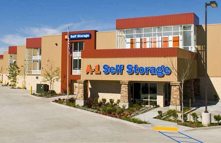 Self Storage Units Loma Alta Oceanside, CA  A1 Self Storage