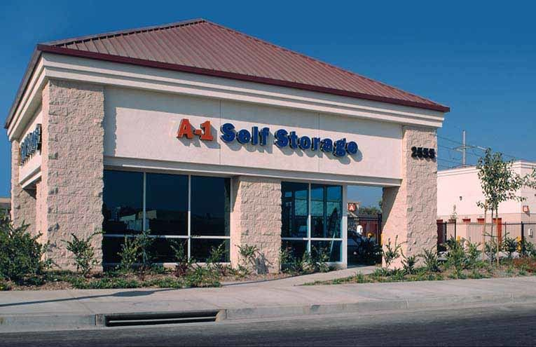 A 1 Self Storage In Santa Ana