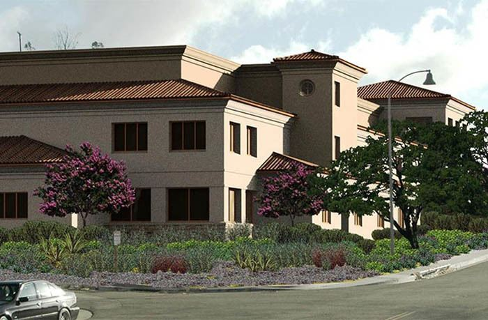 Storage facility in San Juan Capistrano, CA