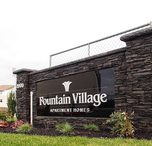 Take a look at Fountain Village Apartments.