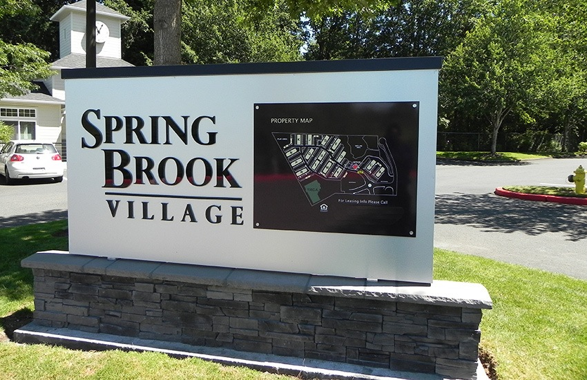 Come home to Springbrook Village in Vancouver.