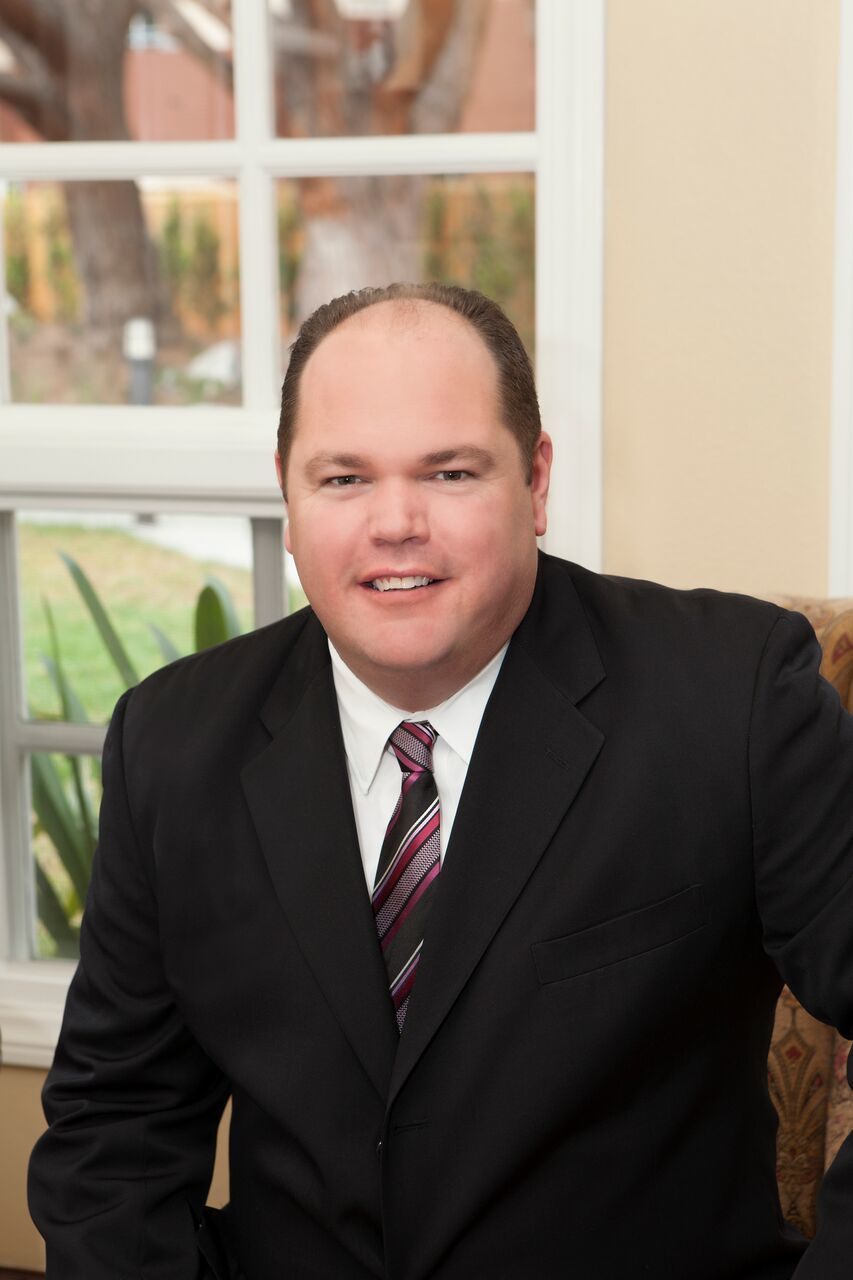 Cash Benton, Executive Director of Carmel Village