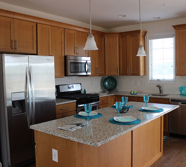 Amenities offered at apartments in Dresher