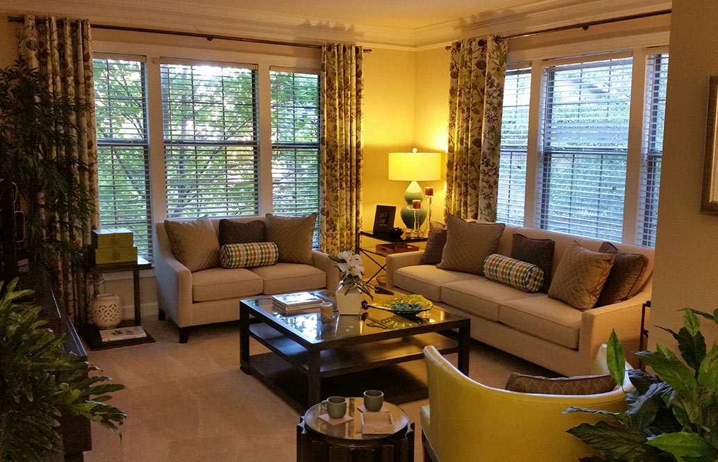 Gables Rock Springs has spacious floor plans to choose from