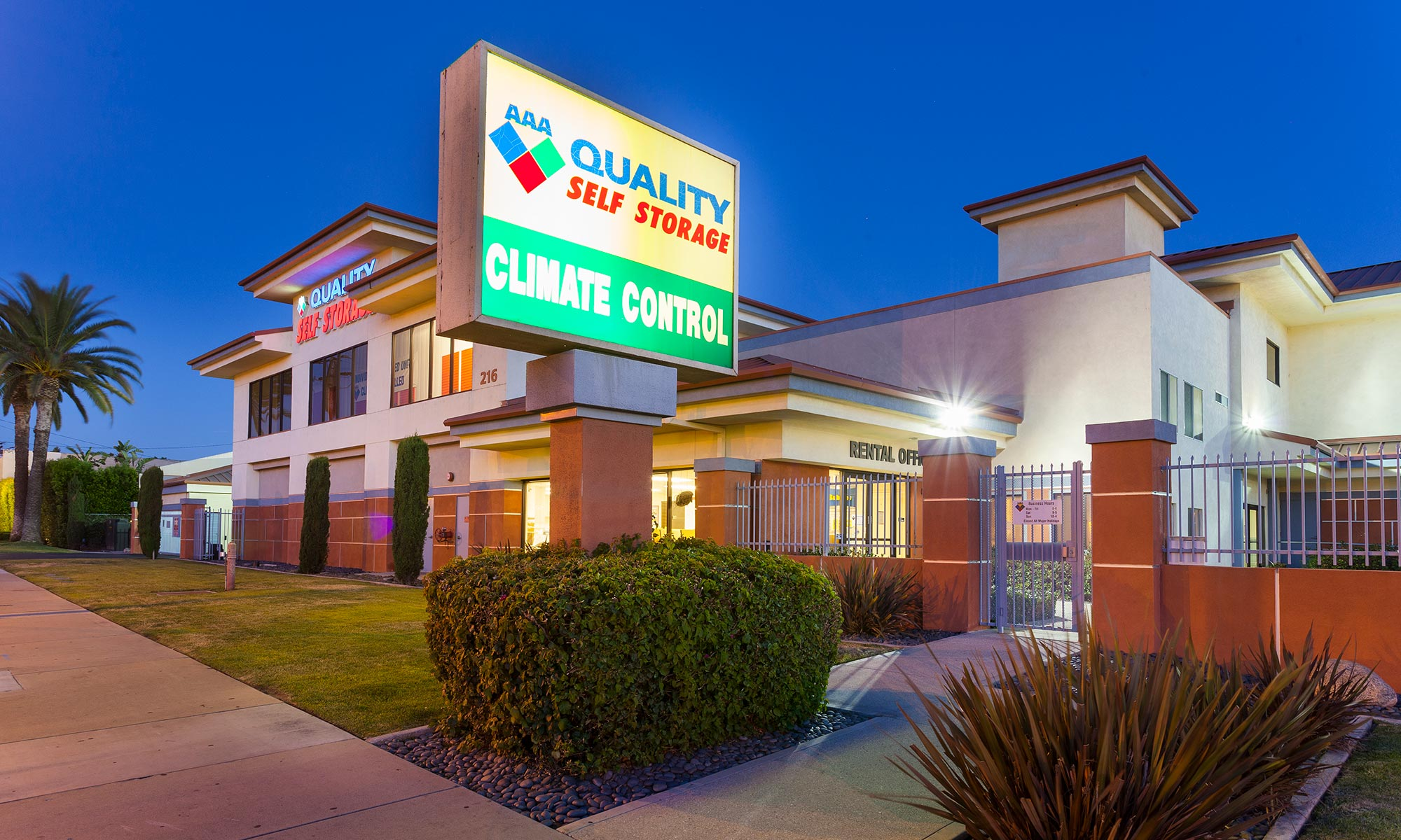 Learn more about self storage in Covina CA.