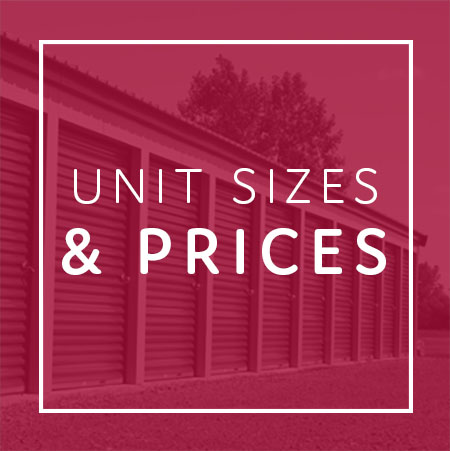 Visit our website to learn more about the types of storage units we offer at Your Space Self Storage.