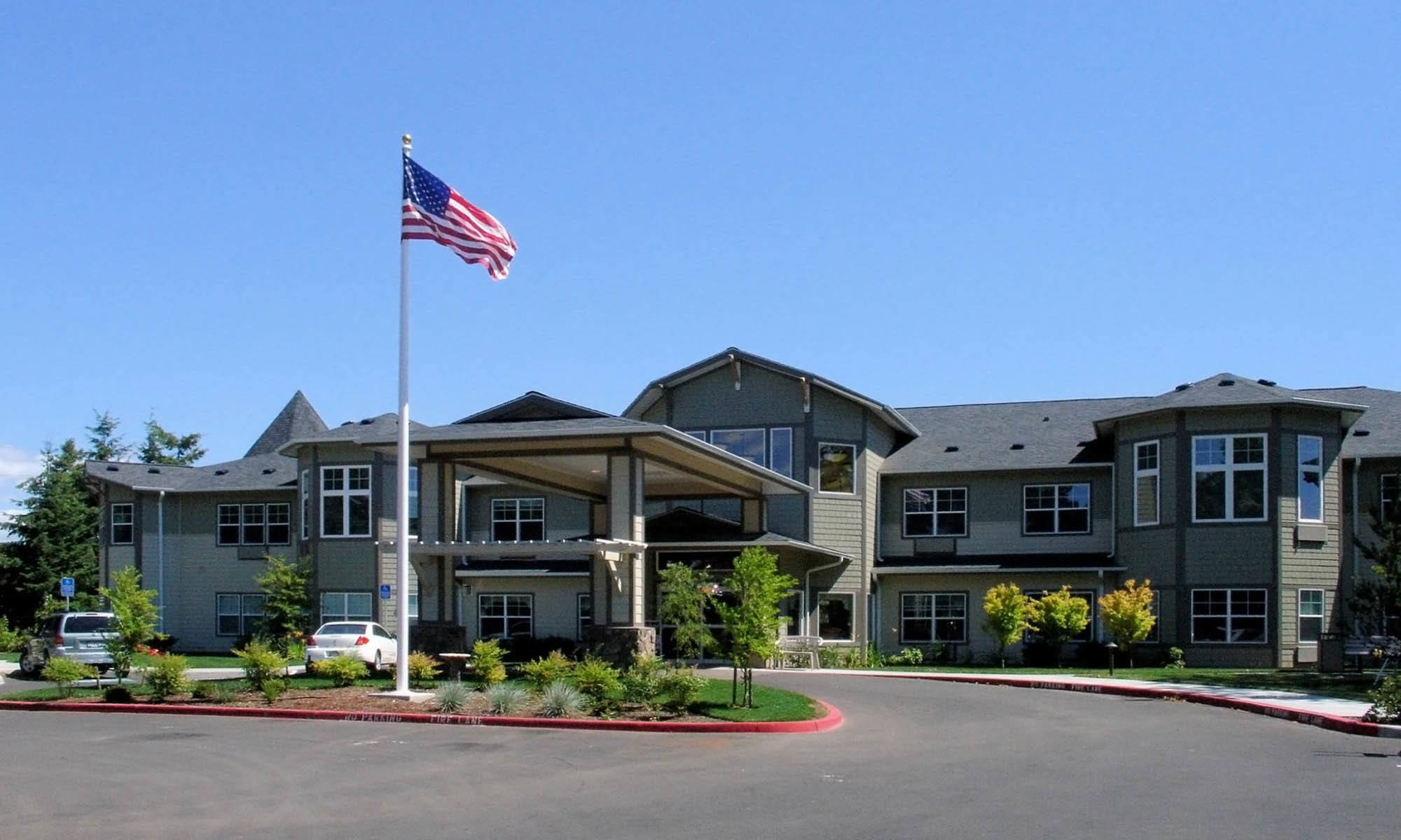 Senior living in Cottage Grove, OR | Middlefield Oaks Assisted Living and Memory Care