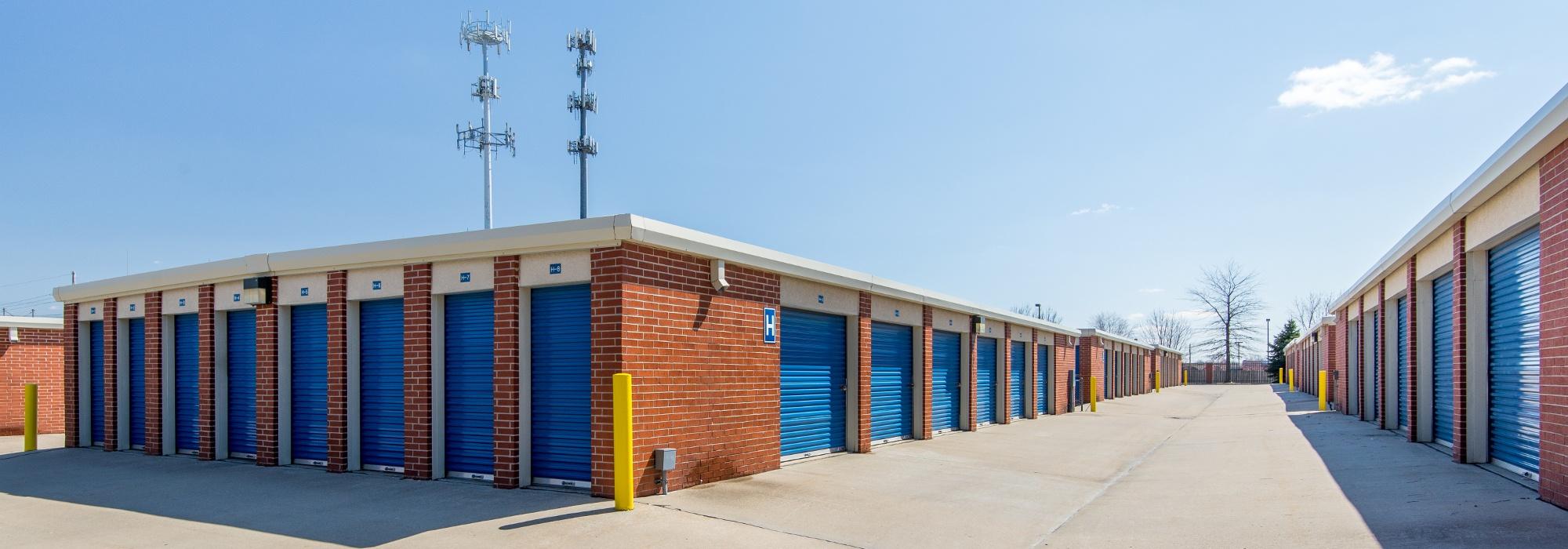 Self storage in Olathe KS