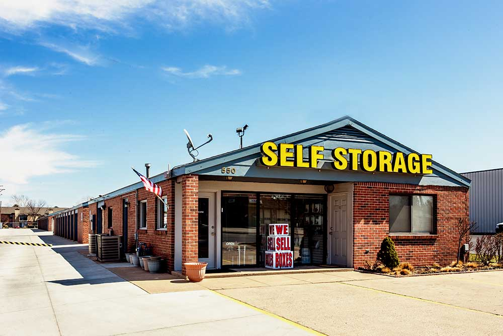 Welcome to Security Self-Storage