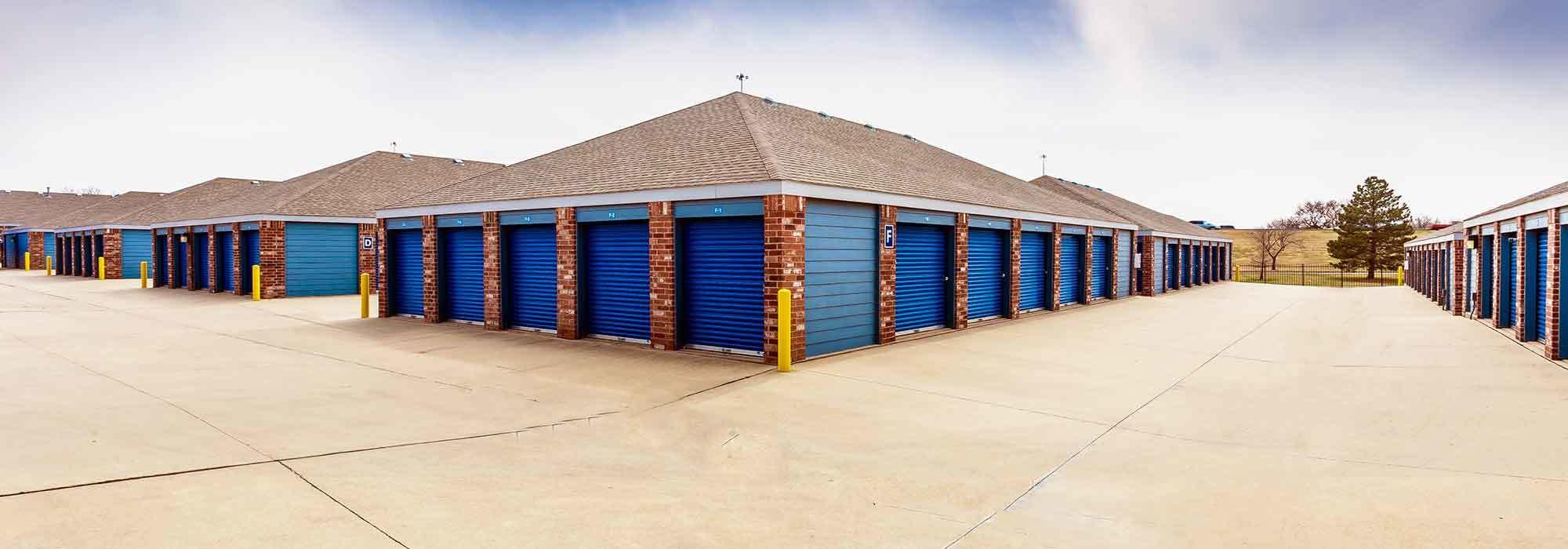 Self storage in Wichita KS