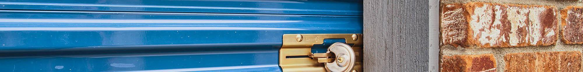 Features of Security Self-Storage