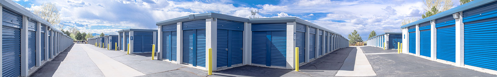 Security Self Storage management