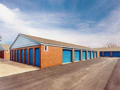 Security Self Storage - Amidon