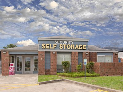 Security Self Storage - Austin Hwy