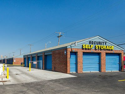 Security Self Storage - Sw Blvd.