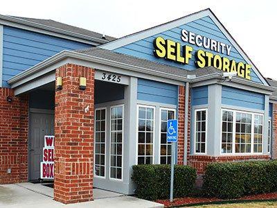 Security Self Storage - Thousand Oaks