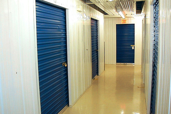 Storage features at Peconic Mini Storage