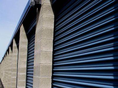 Towne Storage in Sandy, Utah exterior storage units