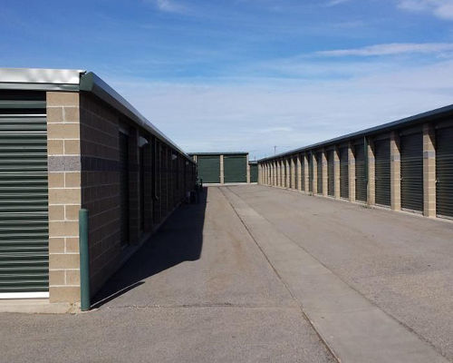 Variety of units sizes and princes at Towne Storage in West Jordan, UT