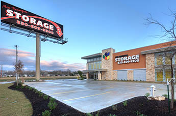 New Braunfels Storage