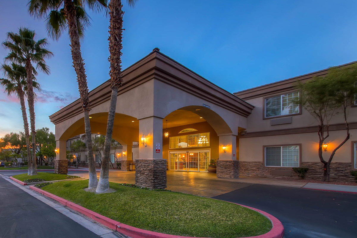 Senior living in Henderson, NV
