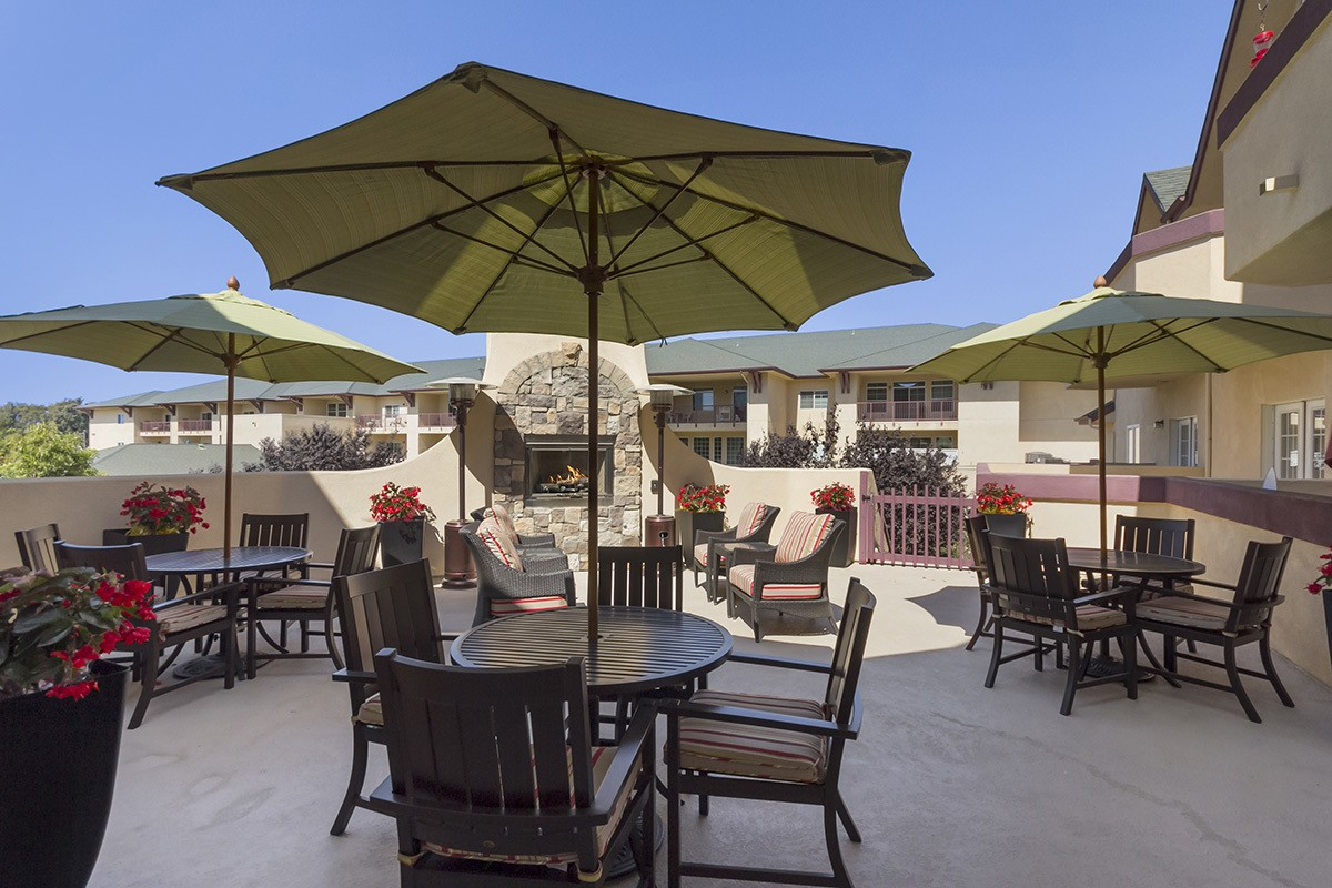 Senior living in Santa Maria, CA