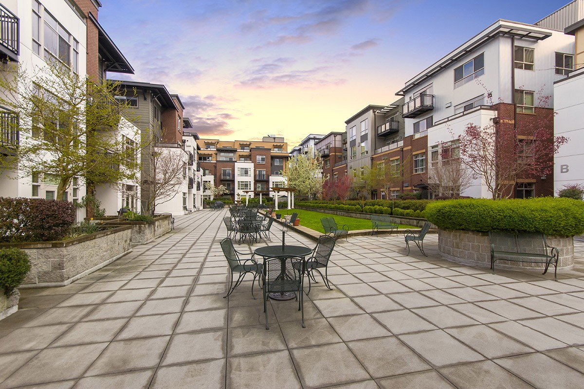 Senior living in Seattle, WA