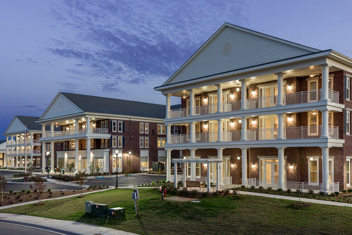 Senior living in Madison, AL