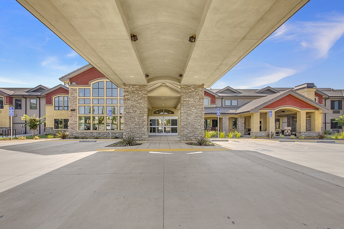 Senior living in Rocklin, CA