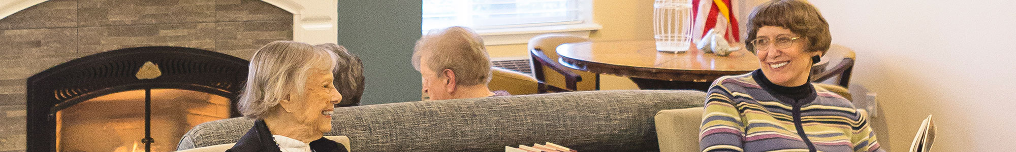 Request information from King's Manor Senior Living Community