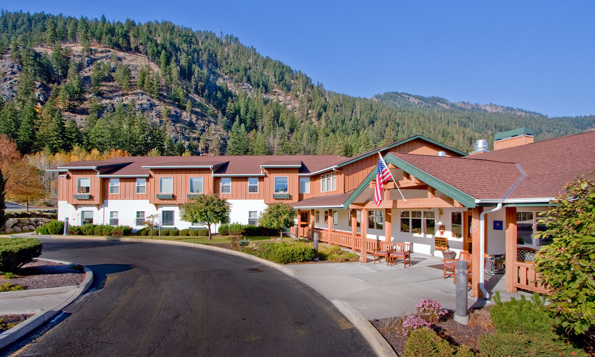 Senior living in Leavenworth, WA