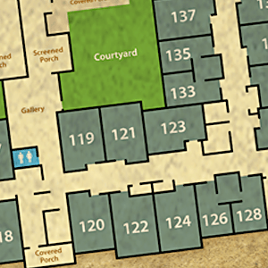 View senior living floor plan options at Cedar Bluff Assisted Living & Memory Care