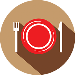 Red plate dining information at Storey Oaks of Tulsa