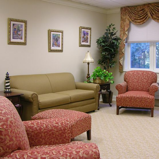 Spring Valley Chattanooga Tn Senior Living The Terrace