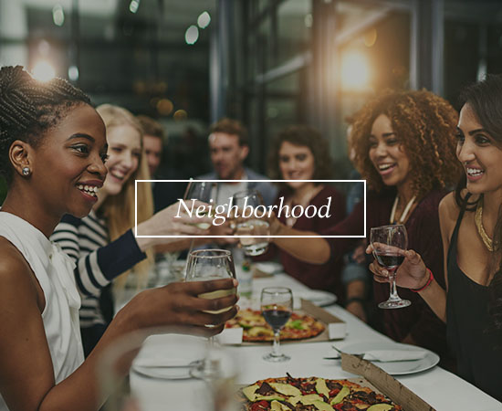 Discover neighborhood conveniences in Atlanta, GA