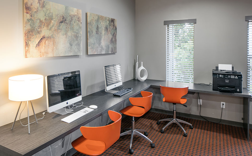 High Quality ... Business Center At The Terraces Apartments ... Amazing Ideas